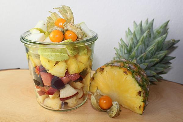 Fruchtsalat Brazil