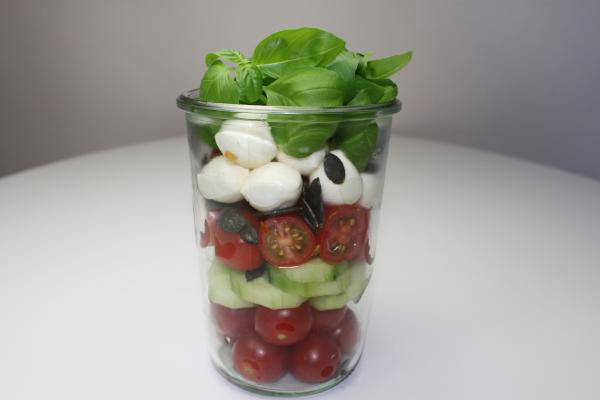 Pesto-Salat (850ml)